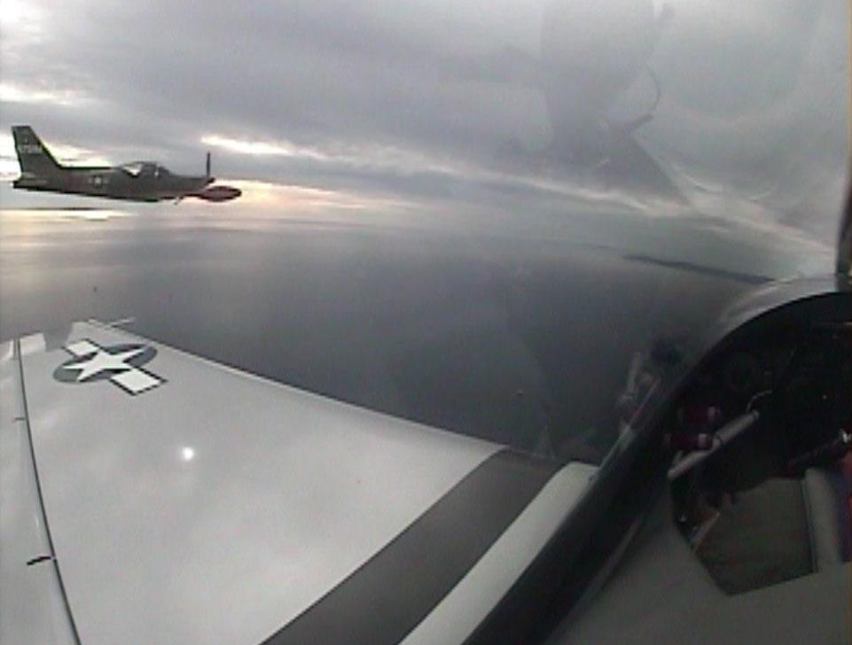 Dogfighting at Air Combat USA