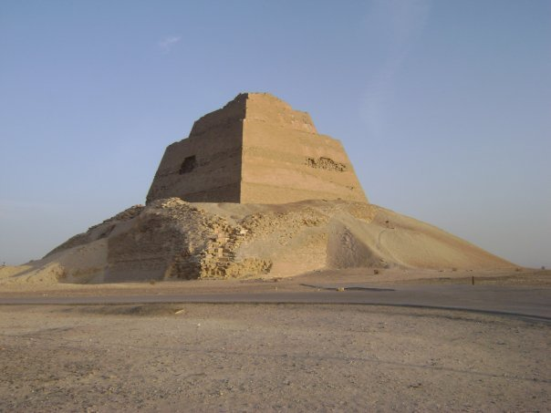 The Lost Pyramid of Meidum