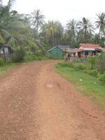 Bike riding through the Cambodian Countryside