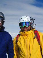 Heli Skiing in Alberta