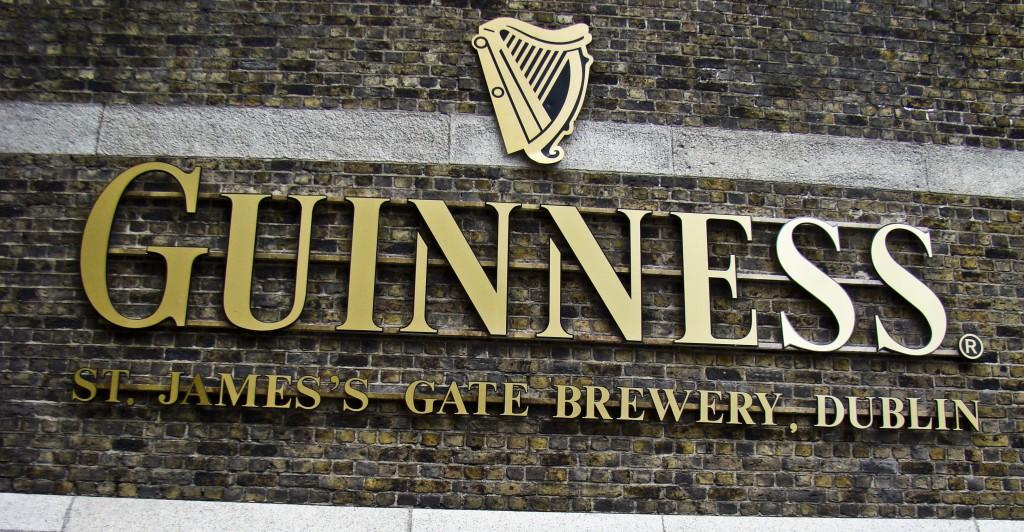 Guinness St. James's Gate, Dublin, Ireland