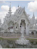 White Temple, Laos