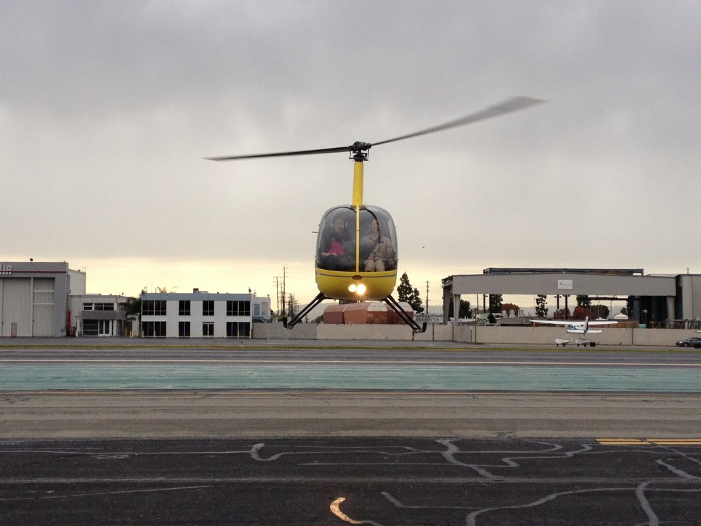 Star Helicopters Flight Lesson
