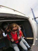 Skydiving in San Diego, California