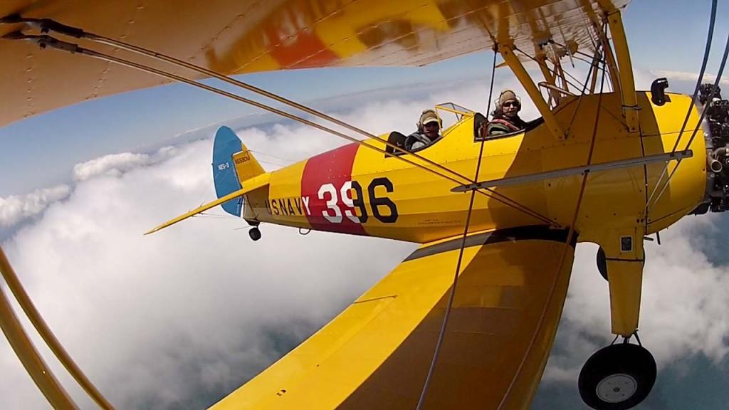 Biplane Fun