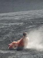 Volcano Boarding Adventure