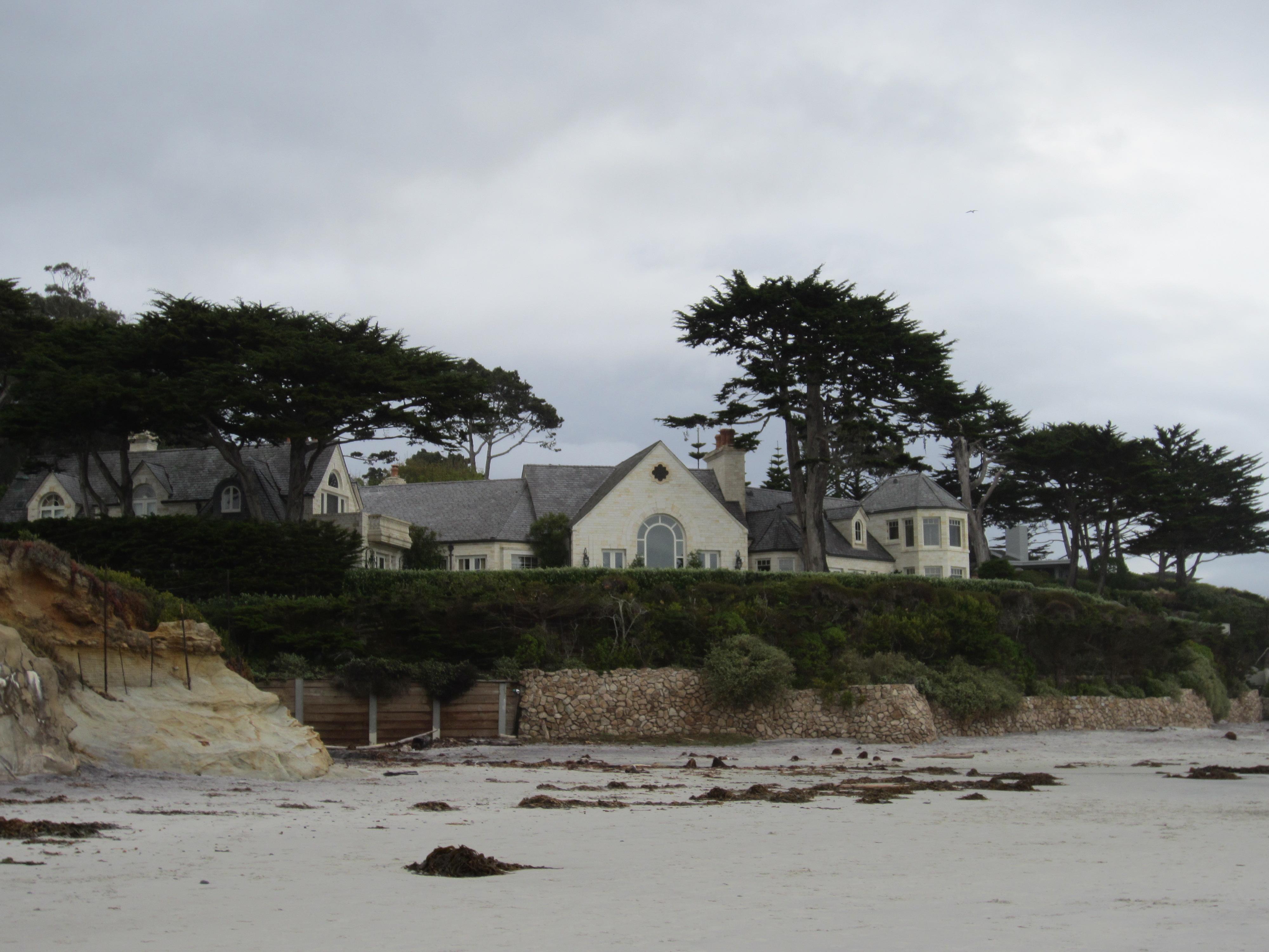 Carmel by the Sea houses