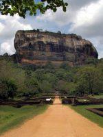 The Cloud Maidens of Sigiriya - Sri Lanka