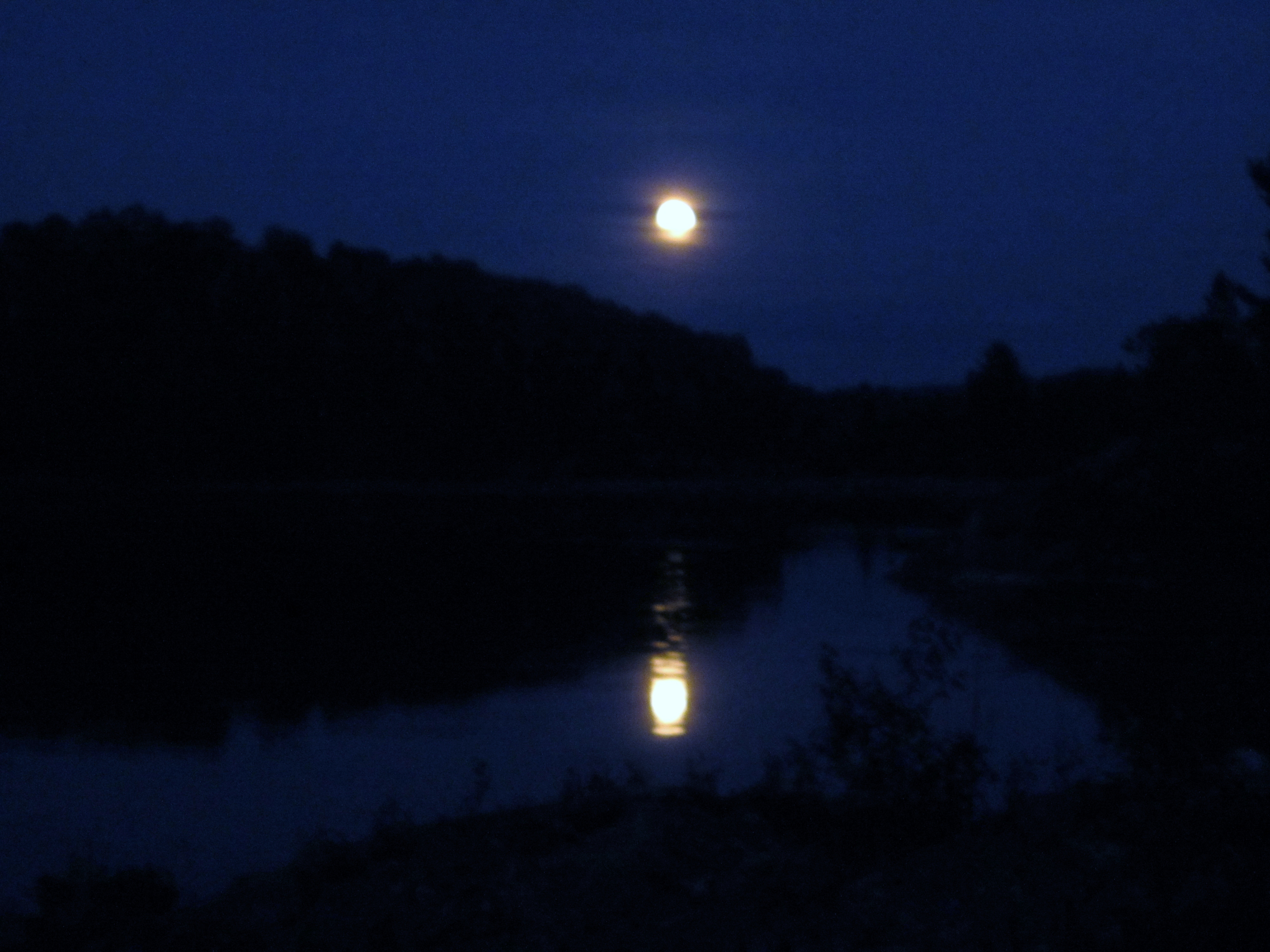 Blue Moon over Killarney