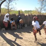 """""""Musicians and Dancers at Great Zimbabwe"""""""