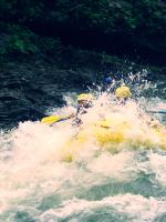 Rafting the Upper Navua River, Fiji