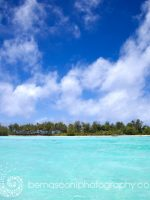 The Cook Islands waters