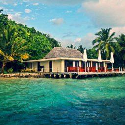 Matangi Private Island Resort