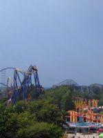 Cedar Point from the Sky Ride