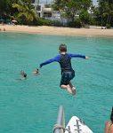 Barbados boat trip