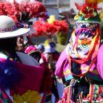 Celebrations in Bolivia