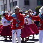 Dancing in Bolivia