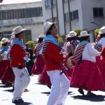 Dancing in La Paz