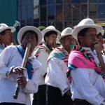 musicians in Bolivia
