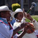 Feeling the music in Bolivia