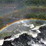 You can't take a bad picture at Iguazu Falls