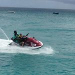 Barbados jetski