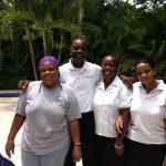 Hotel staff Barbados