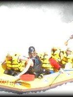 White water rafting The Kaituna