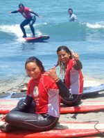 Surfing Lessons in Huanchaco Peru