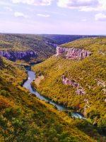 Krka River Valley