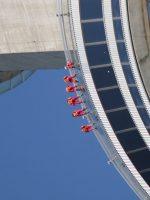 On the Edge at the CN Tower, Ontario, Canada