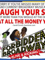 Forbidden Broadway Charlotte