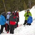 Learning about avalanche safety