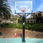 Newport Coast Villas Basketball Court