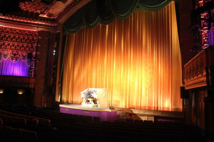El Capitan Theatre, Hollywood