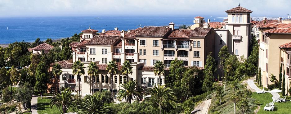 Newport Coast Villas, California