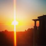 Sunset at Marriott's Newport Coast Villas