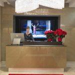 Harmonie Hotel Front Desk