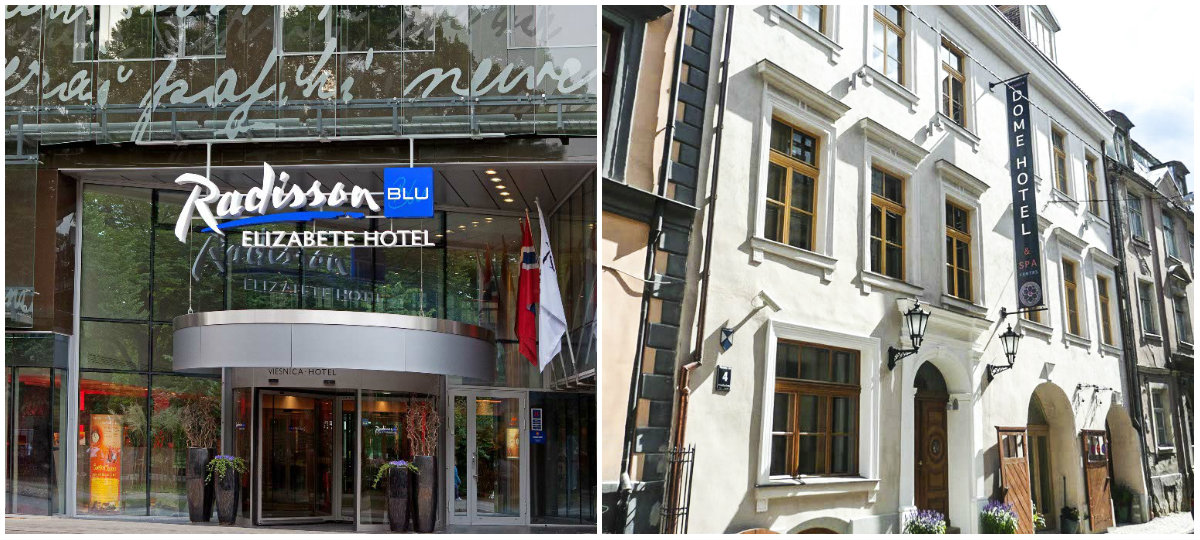 Hotel Choices in Riga, Latvia