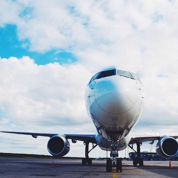 Air Baltic Flight