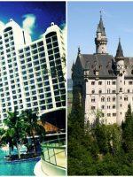 Germany and Panama Travel