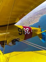 California Adventure Bucket List - Biplane Fun