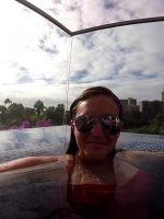 Pool at Trump Waikiki