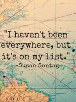 Bucket List Quote