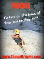 Fun Girl Travels Ziplining
