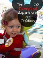 Top 10 Disneyland Experiences for Toddlers