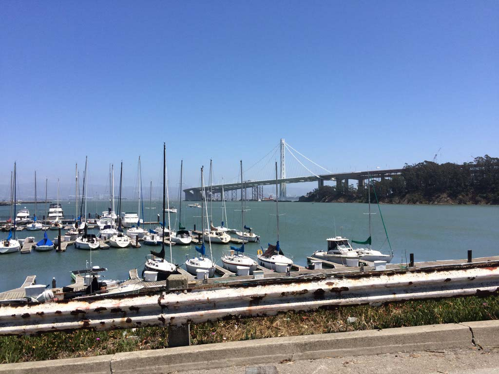 Treasure Island, San Francisco Bay