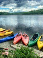Bennett Lake, Fundy National Park, New Brunswick