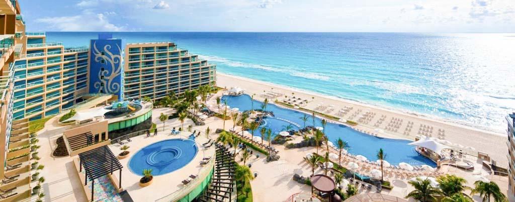 Hard Rock Cancun Resort View
