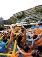Foam Party at Hard Rock Hotel Cancun